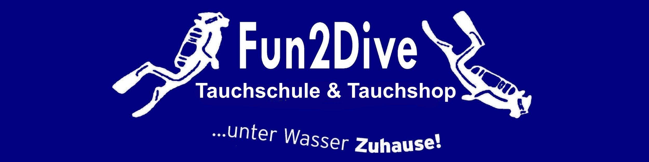Fun2Dive – Tauchcenter, Tauchschule, Tauchshop, Tauchen